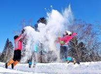 """微观两会丨冰天雪地是我们的主场 2020 看www.yabet19.net热""""雪""""沸腾"""