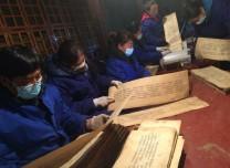 """西藏古籍文献数字化提速 大批珍贵藏文古籍近期实现""""云阅读"""""""