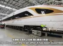 外國小哥看央企丨讓世界驚呼的中國高鐵是這樣煉成的!
