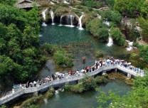 假期前兩日國內游客超三千七百萬人次
