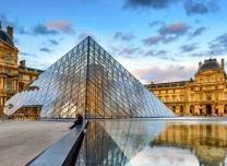 法國盧浮宮6日重新開放 將采取多項防疫措施