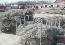 查干湖:160张大网织就 明水捕鱼即将开始