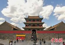 沈阳故宫凤凰楼时隔近30年后再开放 每天20人可登楼