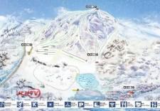 滑雪新去處!長春最大滑雪場定居蓮花山