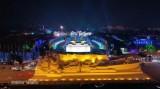 值得一游!长春雕塑公园灯光秀硬核来袭 打造冰雪幻境