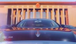 """【数说吉林70年】第一辆高级轿车 ?风卷""""红旗""""过大关"""