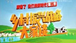 《乡村振兴战略大家谈》 第三集 生态宜居