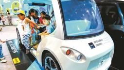 无人驾驶体验酷 未来交通算法多