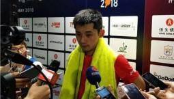 凉了!香港乒乓球公开赛张继科正赛止步首轮