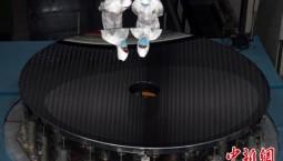 中科院长春光机所研制成功世界最大口径单体碳化硅反射镜