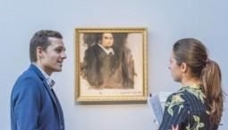 全球首次AI画作大型拍卖会将至 人工智能的作品算艺术吗?