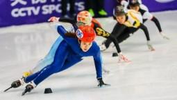 2018中国杯短道速滑精英联赛哈尔滨站收官  吉林省选手摘得三金