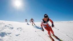 开启冰雪热潮!世界首个高山定点滑雪赛1月19日在北大壶揭幕