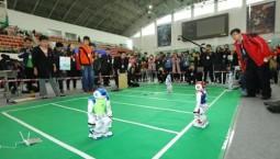 第四屆吉林省機器人大賽5月下旬在長春舉辦