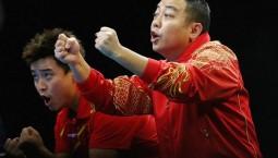 世乒赛开战在即 刘国梁:金牌我们志在必得