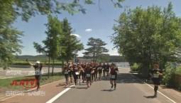 跑啊!2019長春凈月潭國際森林馬拉松今日開跑!