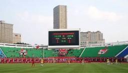 2019中甲戰報丨第16輪:長春亞泰主場1比1戰平上海申鑫