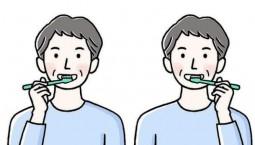 """你會正確刷牙嗎?來解鎖""""雙手輪流45°刷牙法"""""""