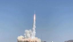 一箭三星!我国成功发射捷龙一号运载火箭