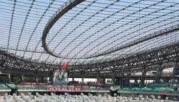 丝路大V参访北京冬奥组委园区 点赞北京冬奥会场馆
