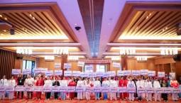 吉林省第二届社区太极拳比赛举行