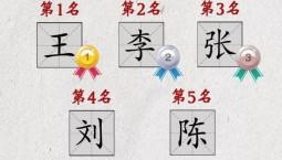 你的姓氏罕見嗎?中華姓氏將申報世界記憶遺產