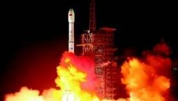 """十战十捷 中国""""最忙""""火箭年发射数再破10"""
