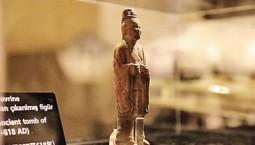 千年文物終歸故土 土耳其首次向中國移交其境內中國文物