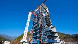 独家视频丨火箭复工,一箭四星!我国成功发射4颗新技术试验卫星