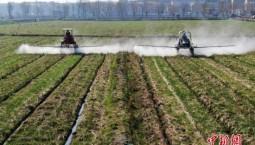 農業農村部:各地投入春季生產農機具總量預計超2000萬臺套