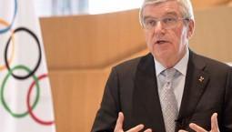 国际奥委会主席巴赫呼吁各国政府援助体育运动