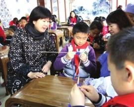 马恒燕:让孩子享受有质量的教育