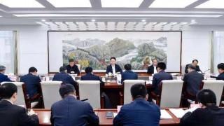 景俊海在省对口援藏工作领导小组会议上强调 持续推进对口援藏工作 深化吉藏两地血脉亲情