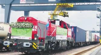 首趟卢森堡至成都中欧班列正式发车 为卢中两国共同发展注入新动力