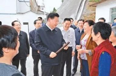 """习近平要求乡村实现""""五个振兴"""""""