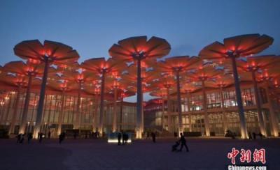 """北京世园会""""五一""""假期累计接待游客超32万人次"""