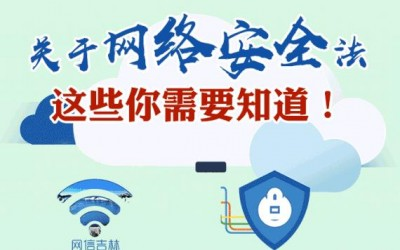 关于网络安全法,这些你需要知道