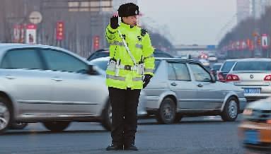 春节期间吉林省查处交通违法2247起 致死交通事故8起