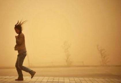 健康提醒:沙尘暴对人体健康有哪些危害?