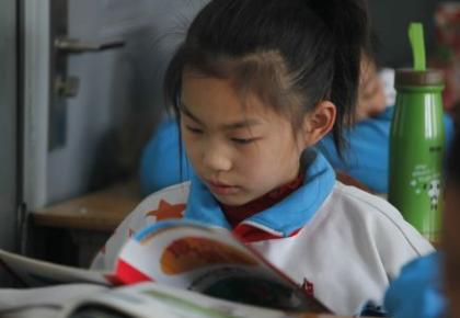 读书小达人 9岁长春女孩一年借278本书全读完
