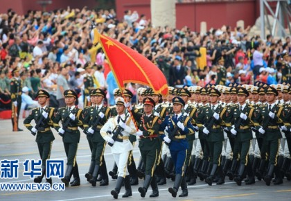 抗战胜利日阅兵与国庆阅兵七大不同