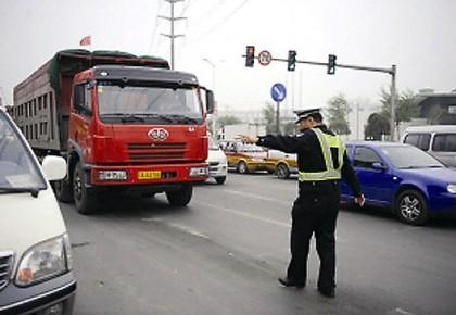 长春整治道路交通秩序大会战 突出整治10类重点交通违法