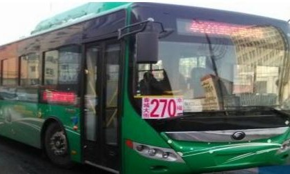 乘客坐一次长春270路公交车却花了两份钱 司机态度强硬