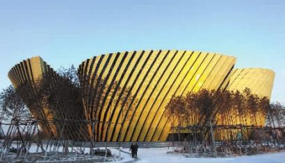 长春城市规划展览馆元旦后免费开放 能看到未来