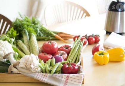 肝脏最爱5种食物,多吃!