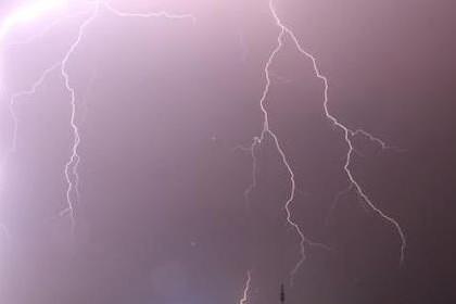 下班赶紧回家 长春市气象台发布雷暴大风蓝色预警信号