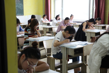 2017年度特岗教师招聘笔试长春开考 2370人参加