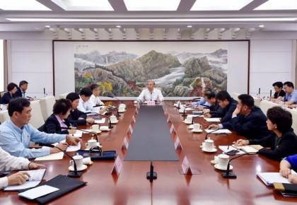 刘国中在深化与浙江对口合作座谈会上强调 提高认识深化学习梳理重点狠抓落实 推动两省对口合作取得实实在在成效