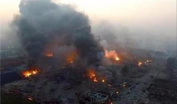 """天津港""""8·12""""特大火灾爆炸事故保险已赔付81亿元"""