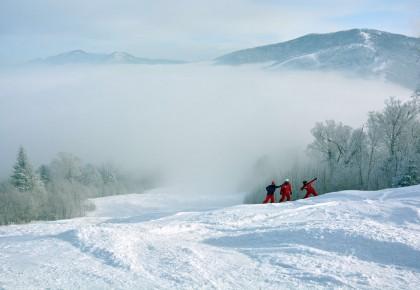 冬季到吉林来玩雪  长吉携手共迎新雪季